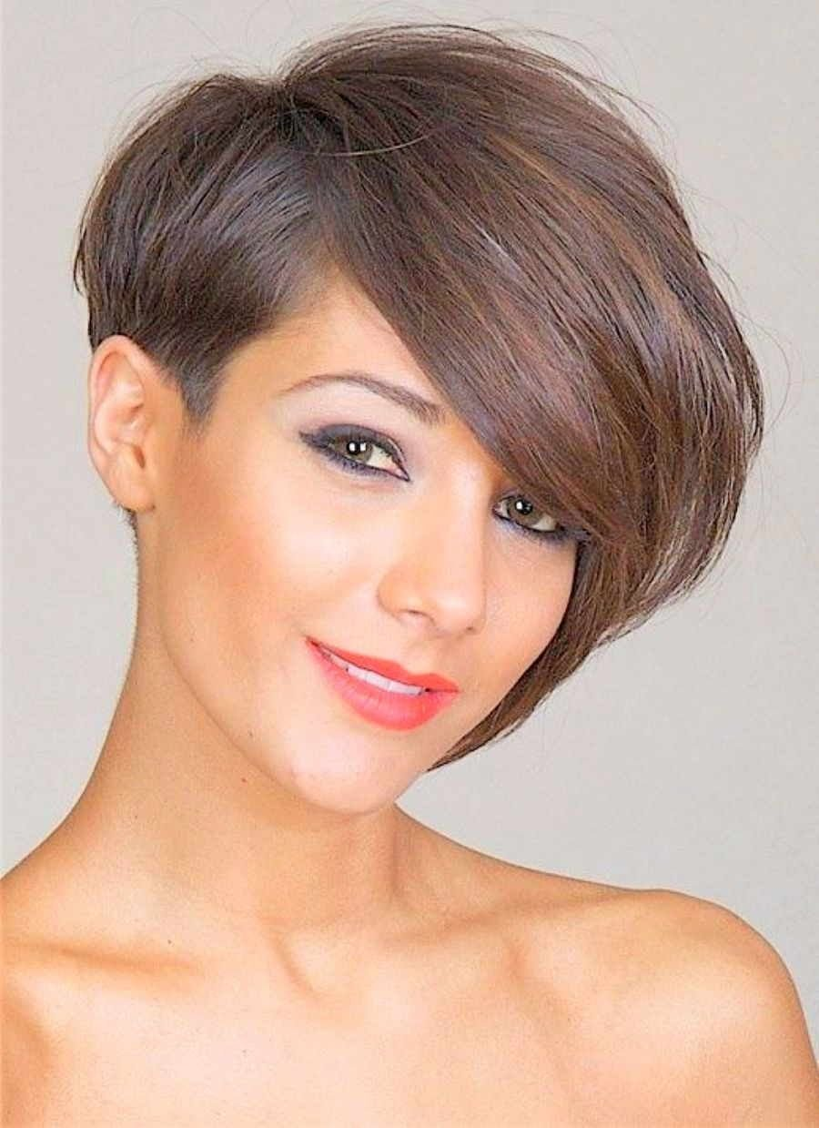 New Pin By Joyce Hanson On Assymetrical Hair Cut In 2019 Ideas With Pictures
