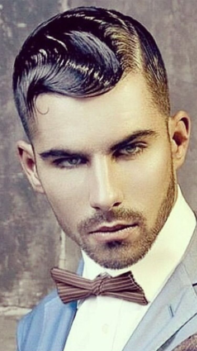 New Mens Finger Waves Men S Hair Hair 1920S Hair 1920S Ideas With Pictures