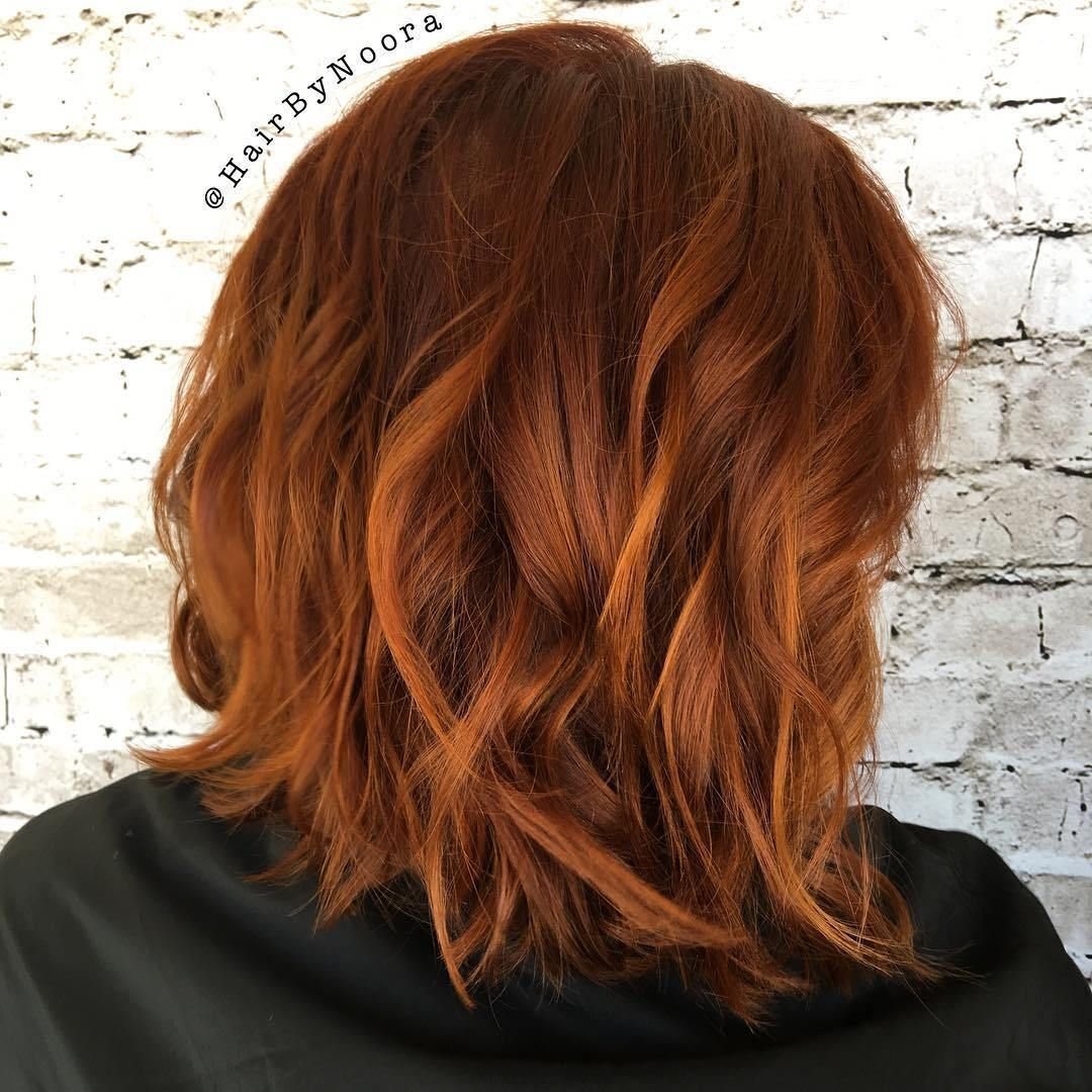 New 40 Fresh Trendy Ideas For Copper Hair Color Hair Ideas Ideas With Pictures