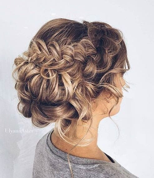 New 31 Most Beautiful Updos For Prom Braids Hair Prom Hair Long Hair Styles Ideas With Pictures