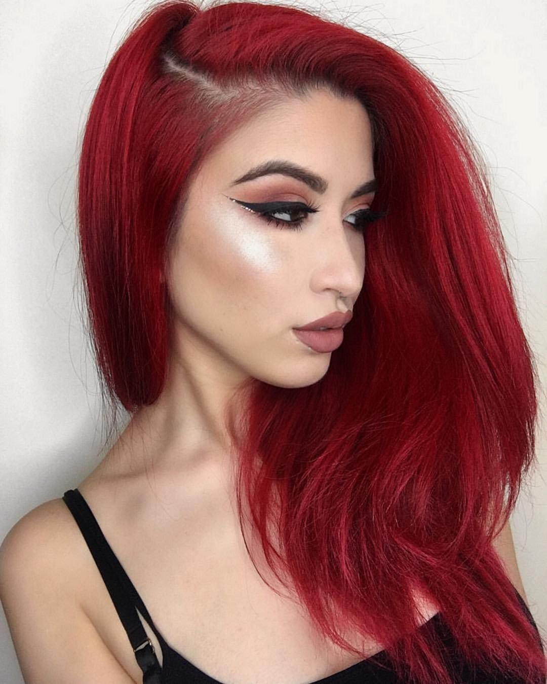 New Pin By Wifey G On Fresh Ta Deff V Pinterest Hair Red Ideas With Pictures