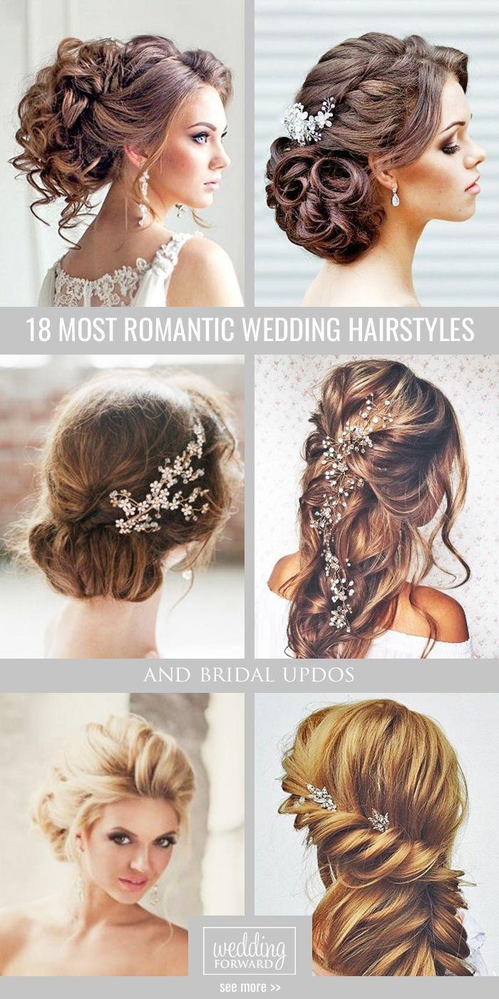 New 42 Wedding Hairstyles Romantic Bridal Updos Braids Ideas With Pictures