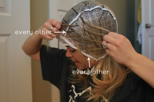 New Tips For Highlighting Your Hair At Home Hair At Home Ideas With Pictures