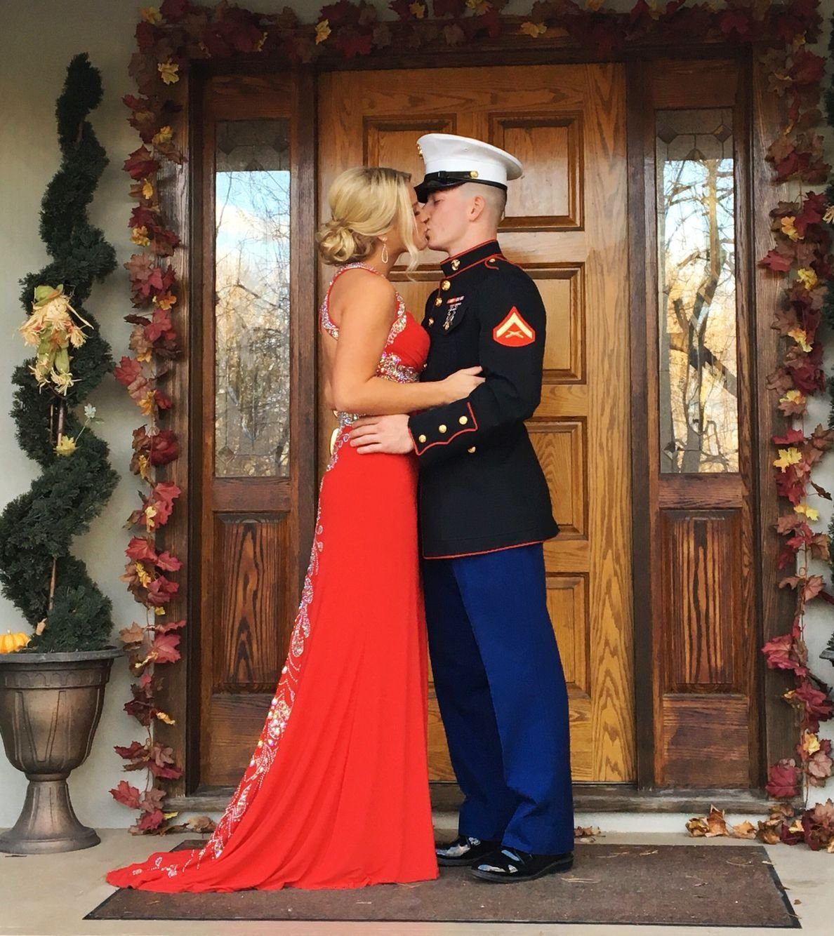 New Marine Corps Ball 2015 So Thankful For My Marine ️ Ideas With Pictures
