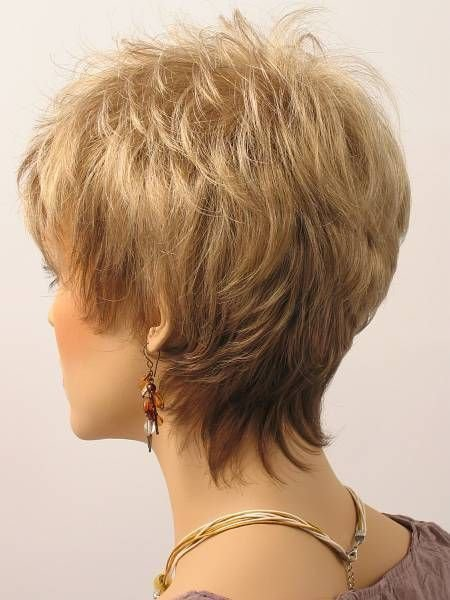 New Image Result For Short Haircuts For Women Over 50 Back View Haircuts In 2019 Curly Hair Ideas With Pictures