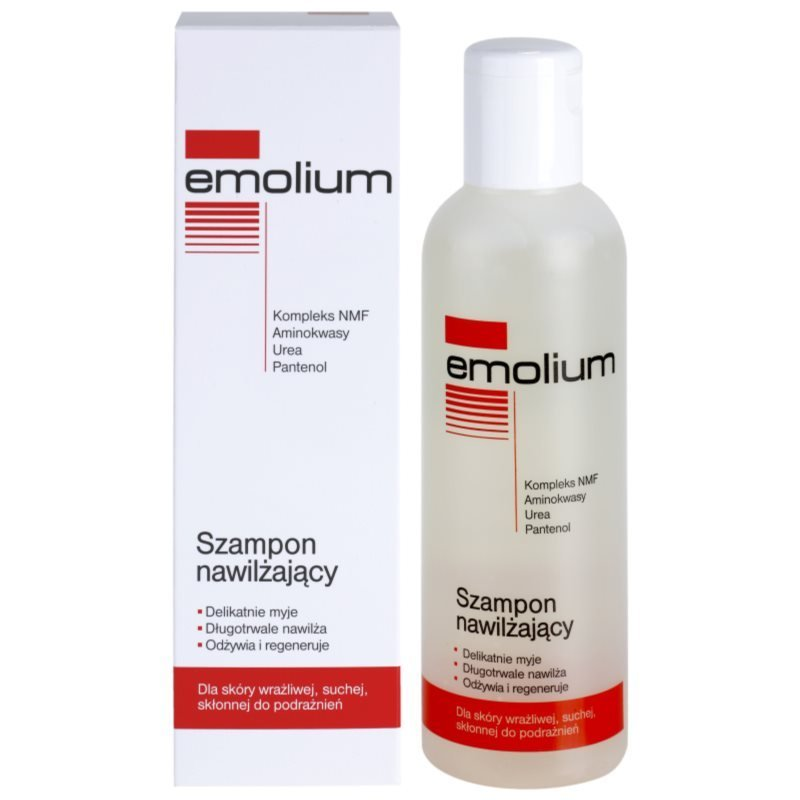 New Emolium Hair Care Moisturizing Shampoo For Dry And Sensitive Scalp Notino Co Uk Ideas With Pictures