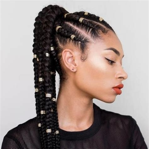 New 20 Super Hot Cornrow Braid Hairstyles Ideas With Pictures