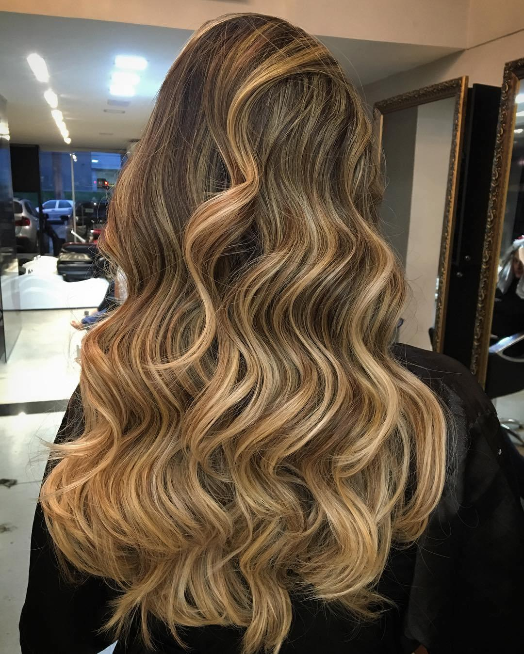 New 50 Light Brown Hair Color Ideas With Highlights And Lowlights Ideas With Pictures