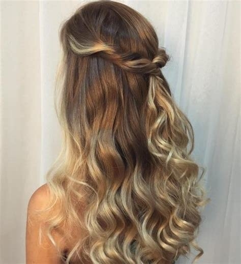 New 50 Half Up Half Down Hairstyles For Everyday And Party Looks Ideas With Pictures Original 1024 x 768