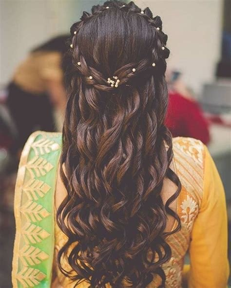 New Top 30 Most Beautiful Indian Wedding Bridal Hairstyles For Ideas With Pictures