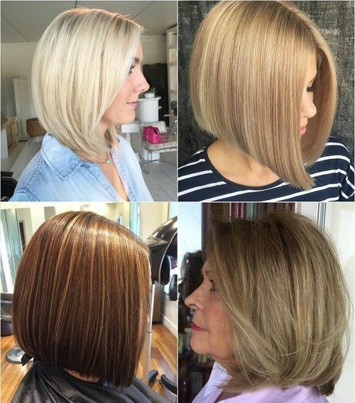 New 80 Sensational Medium Length Haircuts For Thick Hair In 2018 Ideas With Pictures Original 1024 x 768