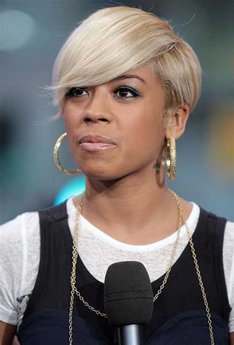 New Beautiful Keyshia Cole Hairstyles 2016 Hairstylesco Ideas With Pictures