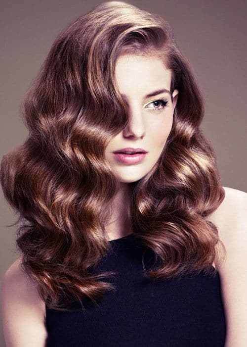 New How To Create A Classic Hollywood Waves Hair Style Ideas With Pictures