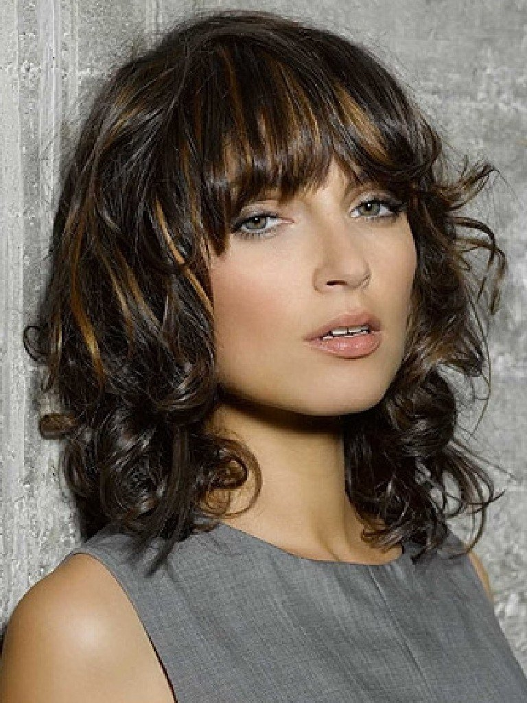 New Medium Length Hairstyles Megapics Ideas With Pictures