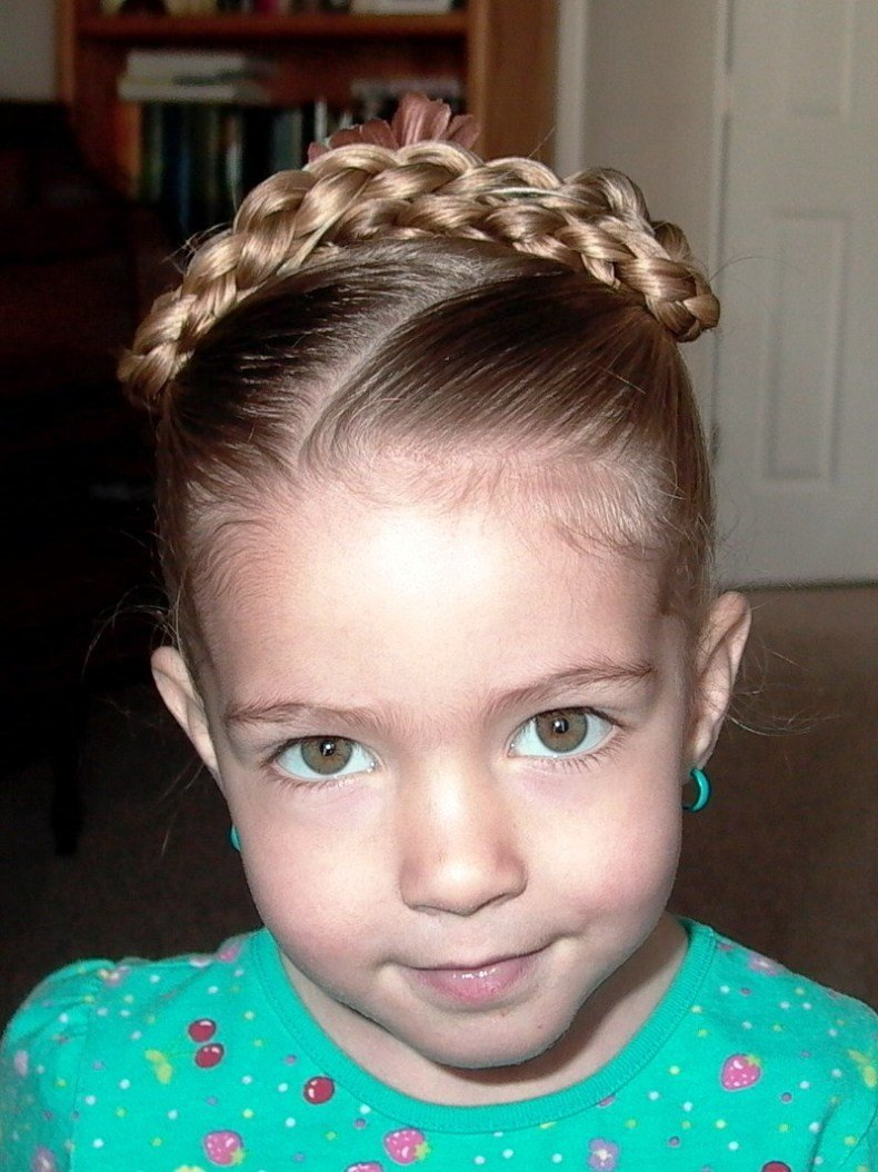 New Small Girls Hair Style Megapics Ideas With Pictures