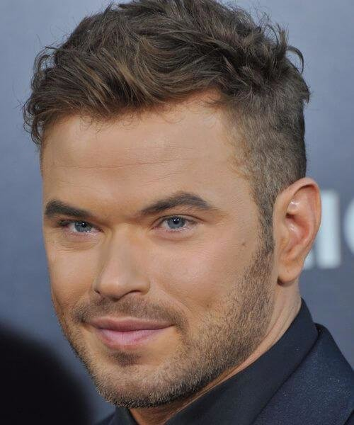 New 45 Hairstyles For Men With Receding Hairlines Ideas With Pictures