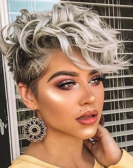New Short Haircuts For Women To Copy In 2019 Crazyforus Ideas With Pictures