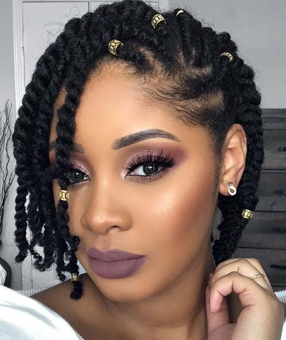 New 25 Beautiful Natural Hairstyles You Can Wear Anywhere Ideas With Pictures