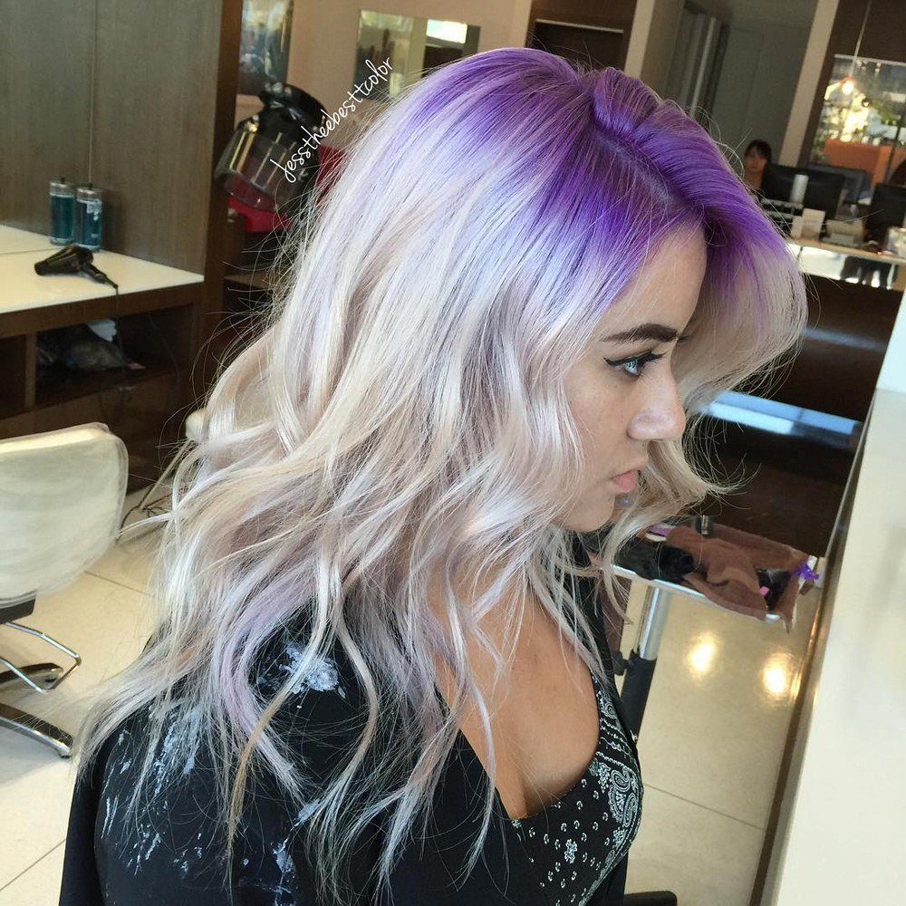 New Unicorn Hair Color Trend Colorful Hair Color Trends Ideas With Pictures