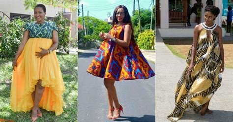 New 15 Super Stylish Ankara Styles For Pregnant Women Ideas With Pictures