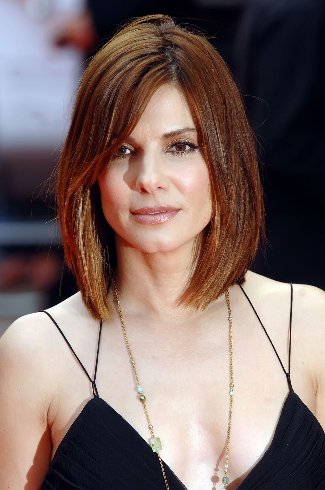 New A New Life Hartz Sandra Bullock With Different Hairstyle Ideas With Pictures