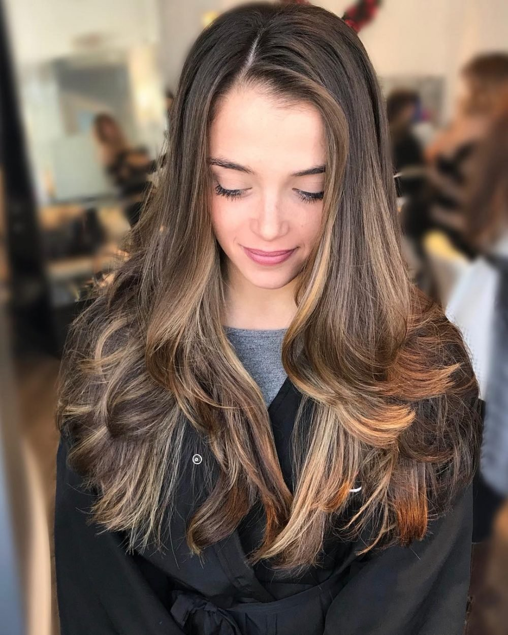 New 26 Prettiest Hairstyles For Long Straight Hair In 2019 Ideas With Pictures
