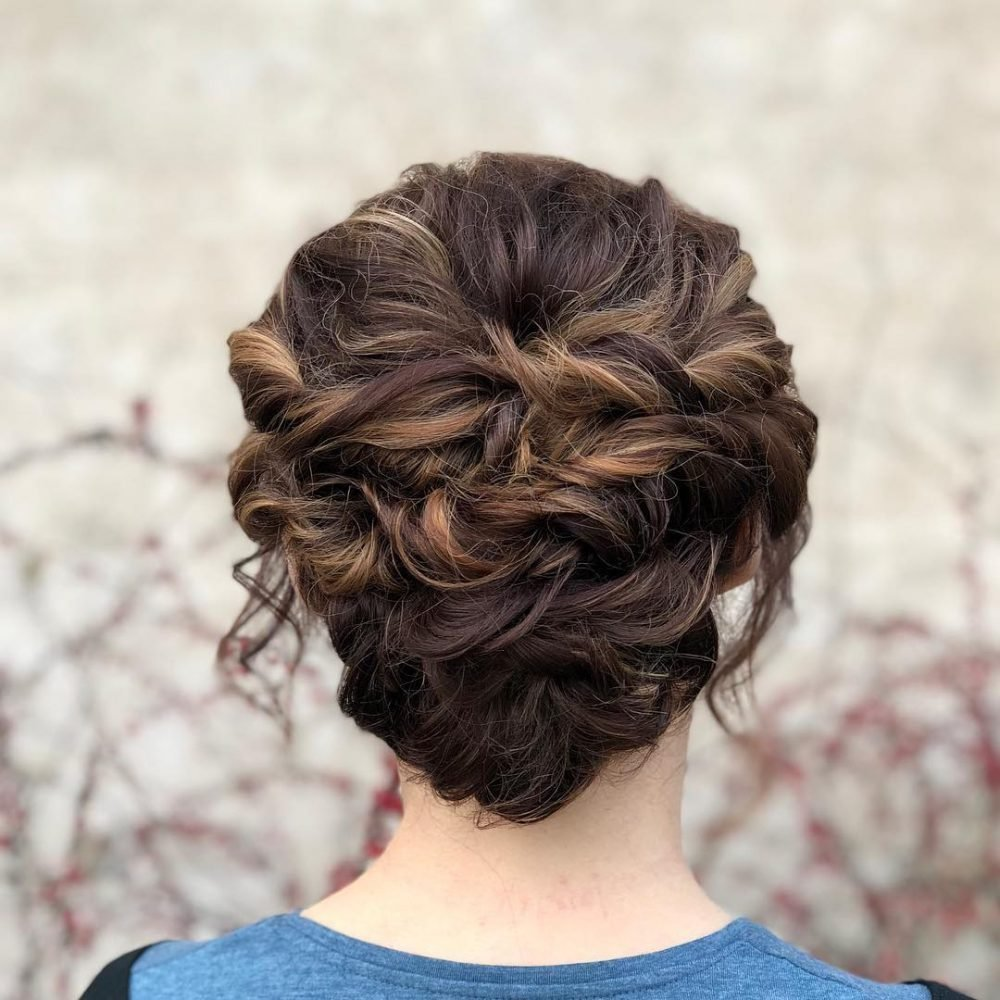 New 20 Simple Updos That Are Super Cute Easy 2019 Trends Ideas With Pictures