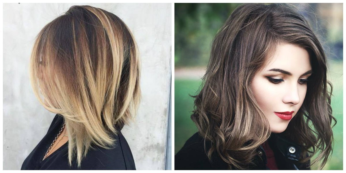 New Long Bob Hairstyles 2019 Best Options And Tips Photos Ideas With Pictures