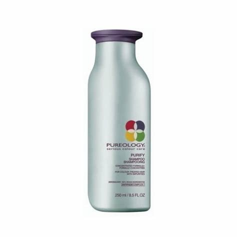 New Pureology Purify Shampoo For Color Treated Hair 8 5 Fl Oz Ideas With Pictures