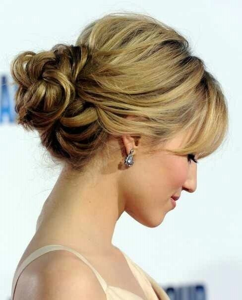 New Bridesmaid Hairstyles To Be A Stylish Bridesmaid Ideas With Pictures