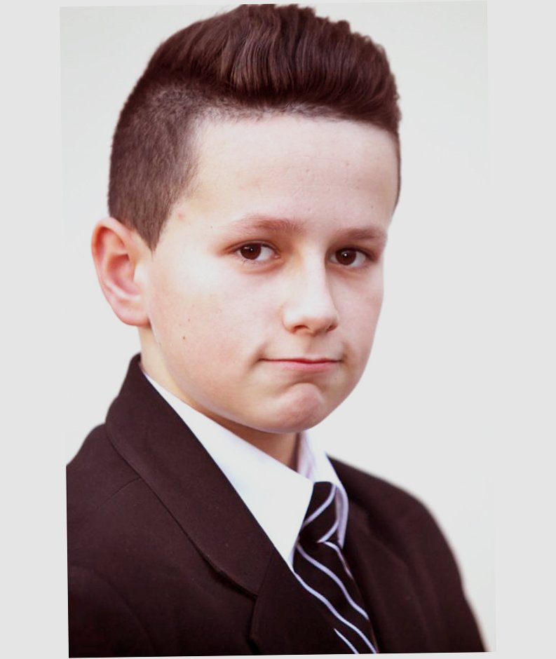 New 13 Year Old Boy Hairstyles And Haircuts Ellecrafts Ideas With Pictures