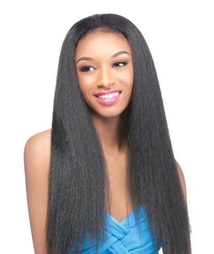 New Annie Outre Quick Weave Synthetic Hair Half Wig Long Ideas With Pictures