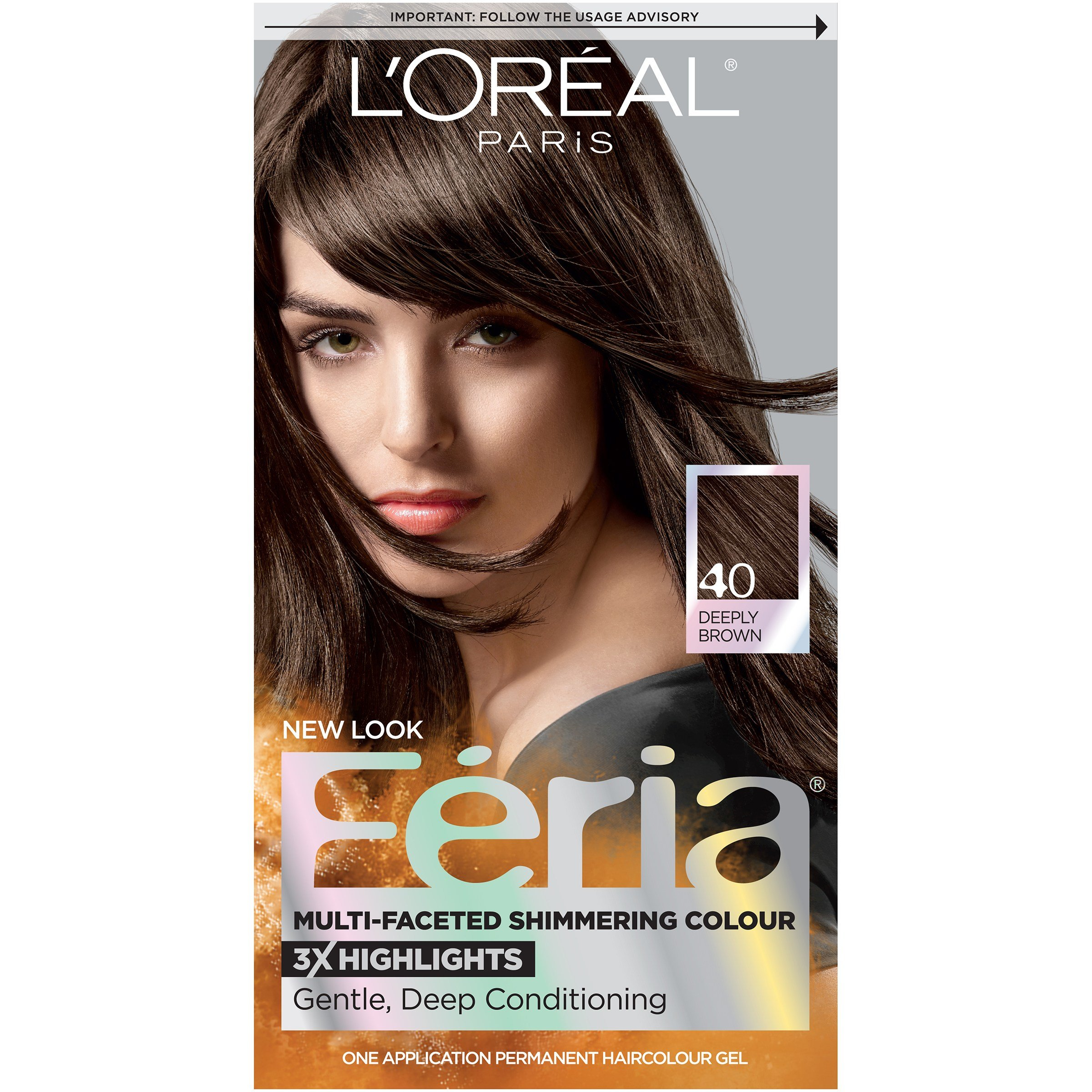 New L Oréal Paris Feria Permanent Hair Color Ebay Ideas With Pictures