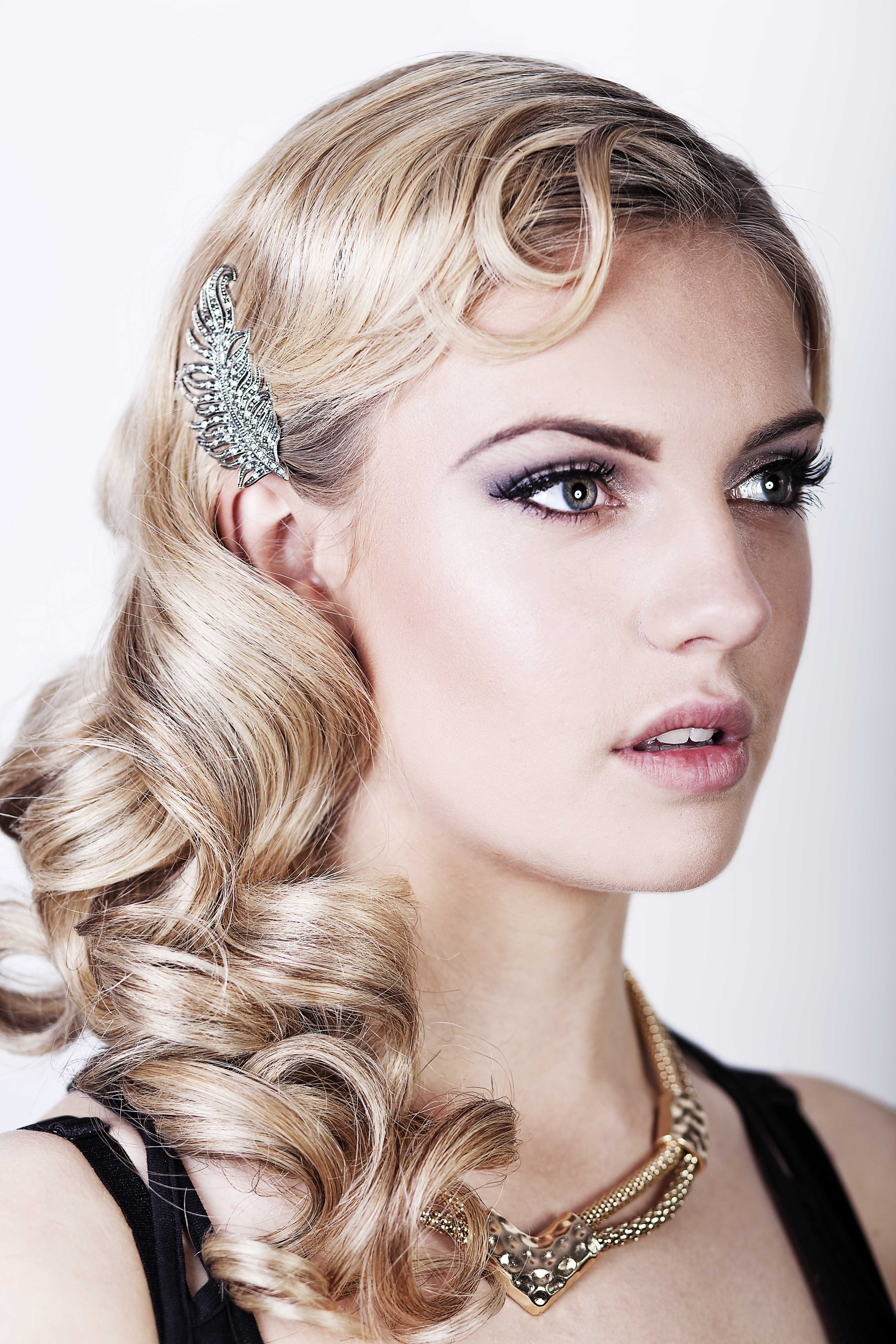 New Friday Feature Seriously Great Gatsby 20S Inspired Hair Ideas With Pictures