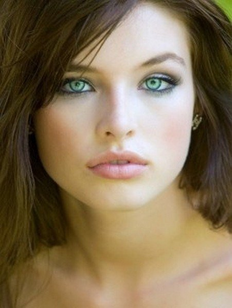 New Makeup For Fair Skin Brown Hair And Green Eyes Bellatory Ideas With Pictures