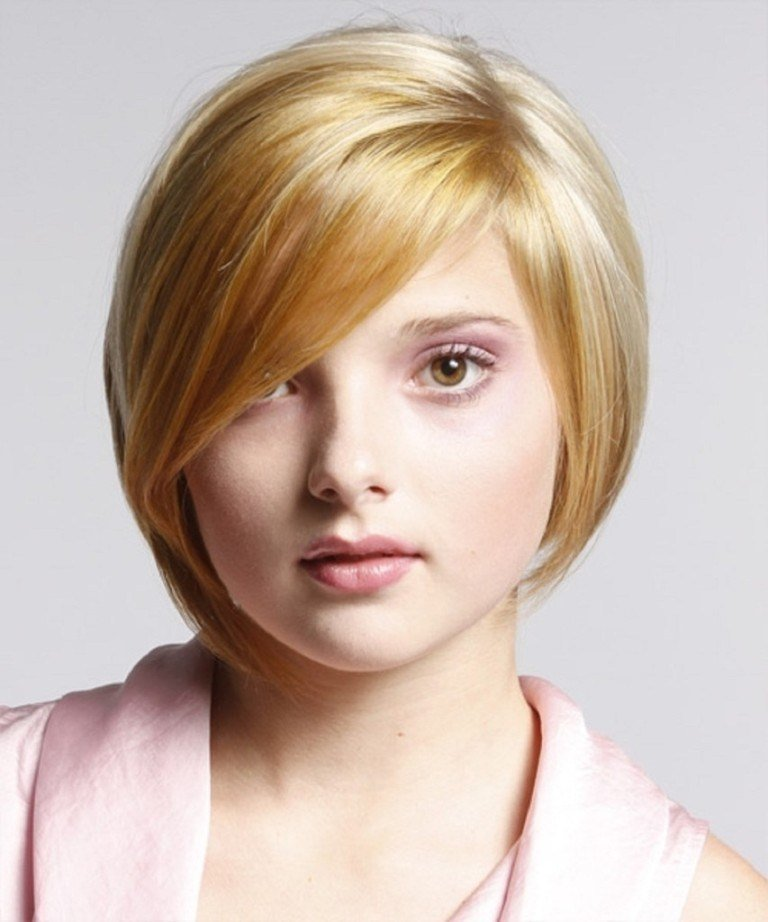 New 25 Short Hair Trends For Round Faces Chosen For 2019 Ideas With Pictures