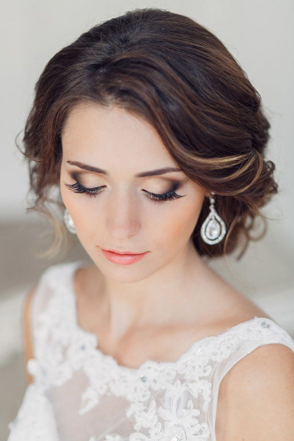 New 31 Gorgeous Wedding Makeup Hairstyle Ideas For Every Bride Ideas With Pictures