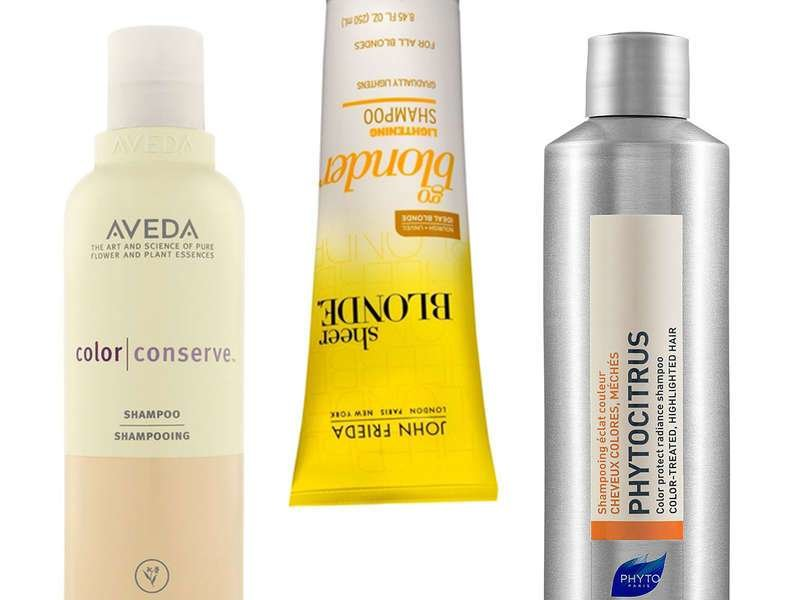New 10 Best Shampoos For Color Treated Hair Rank Style Ideas With Pictures
