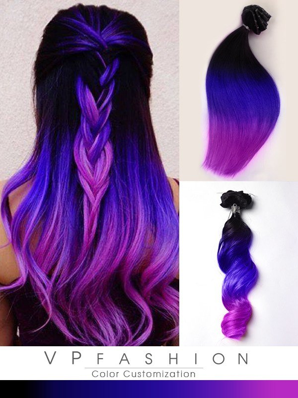 New Colorful Hair Extensions Vpfashion Com Ideas With Pictures