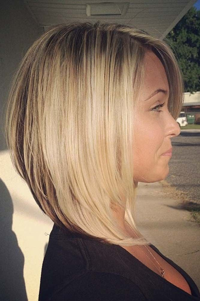 New 30 Inspiring Medium Bob Hairstyles Mob Haircuts For 2019 Ideas With Pictures Original 1024 x 768