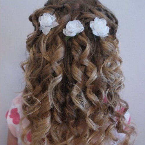 New 50 First Communion Hairstyles Ideas Hair Motive Hair Motive Ideas With Pictures