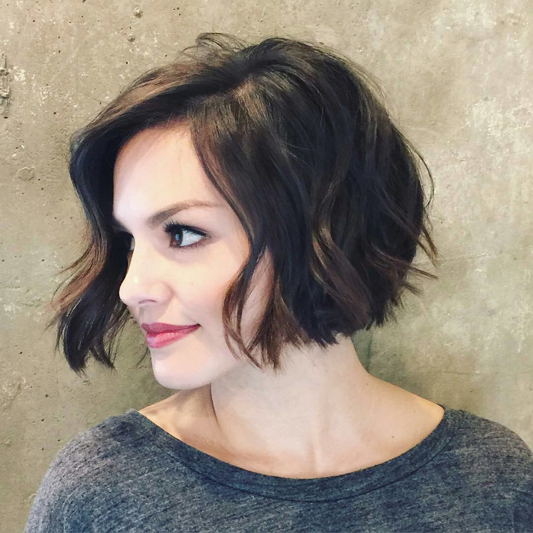New 28 Wavy Bob Haircuts Ideas Design Trends Premium Psd Ideas With Pictures