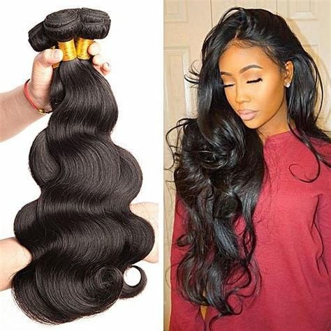 New Lclove 3 Bundles Brazilian Body Wave Hair 18Inch 20Inch Ideas With Pictures