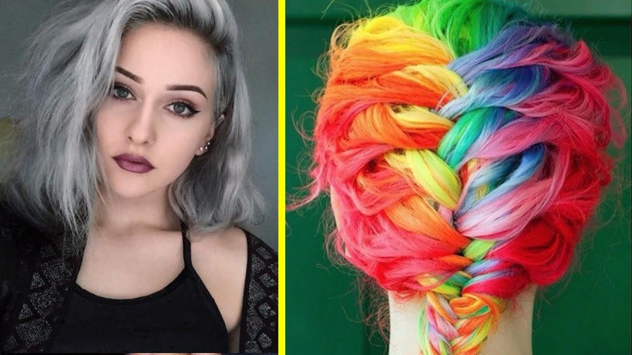 New 10 Weird Hair Trends Youtube Ideas With Pictures