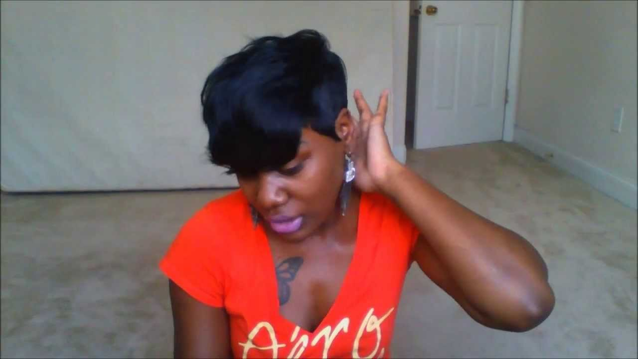 New How To Achieve The Rihanna Short Cut 28 Piece Quick Weave Ideas With Pictures