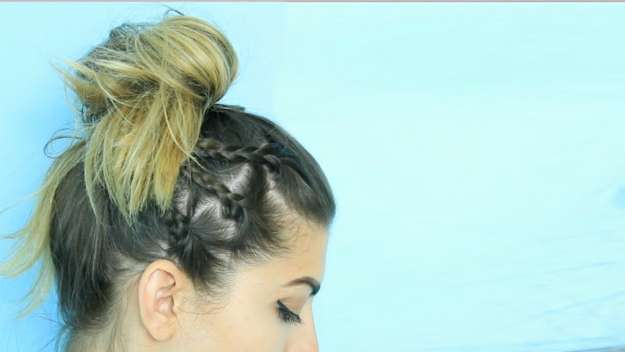 New 5 Easy Back To School Hairstyles Short Or Long Hair Youtube Ideas With Pictures