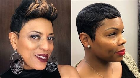 New The Most Beautiful Short Haircuts For Black Women 2019 Ideas With Pictures