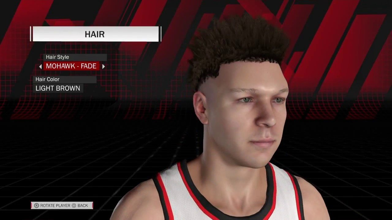 New Nba 2K18 Hairstyles Preview Youtube Ideas With Pictures