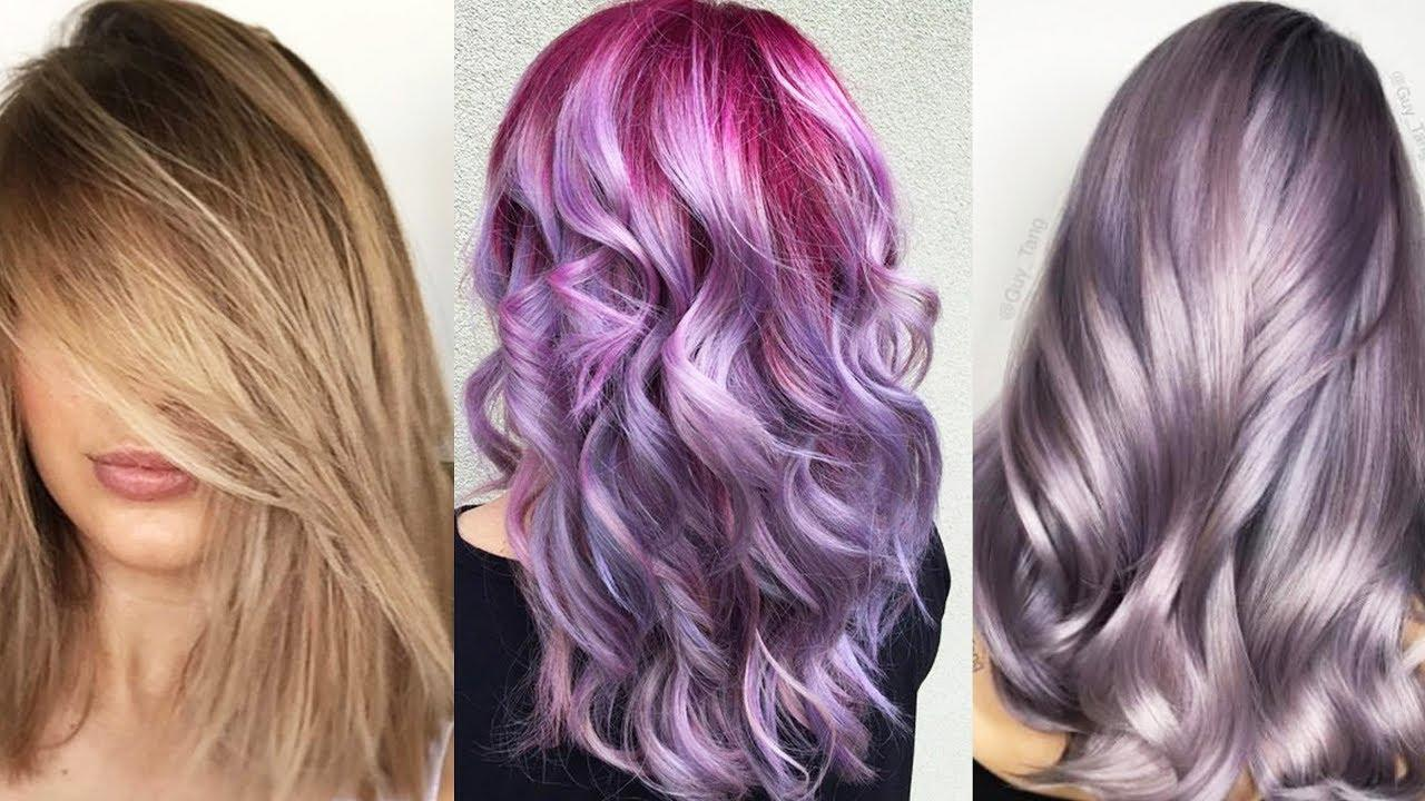New Hair Color Best Hairstyles Tutorial 2017 Best And Ideas With Pictures