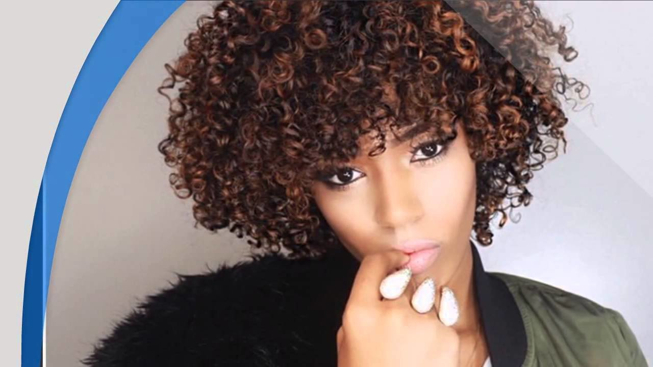 New 24 Amazing Black Curly Hairstyles For African Amerian Ideas With Pictures